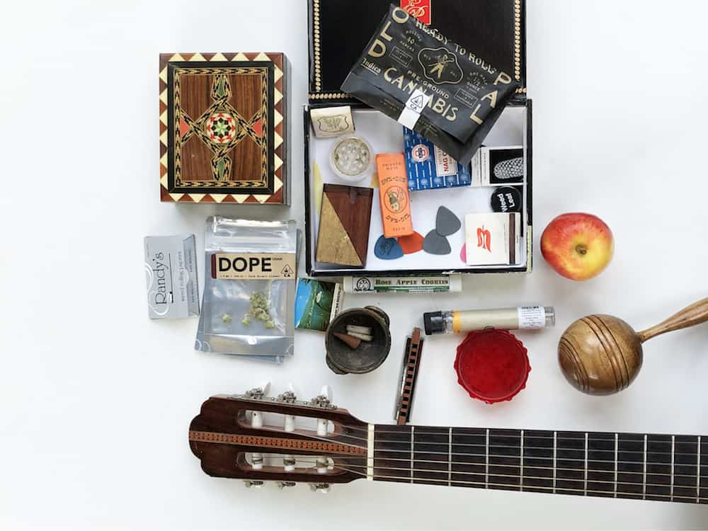 What's in Your Stash? Levitation Room: A SoCal Band's Stash on the Road