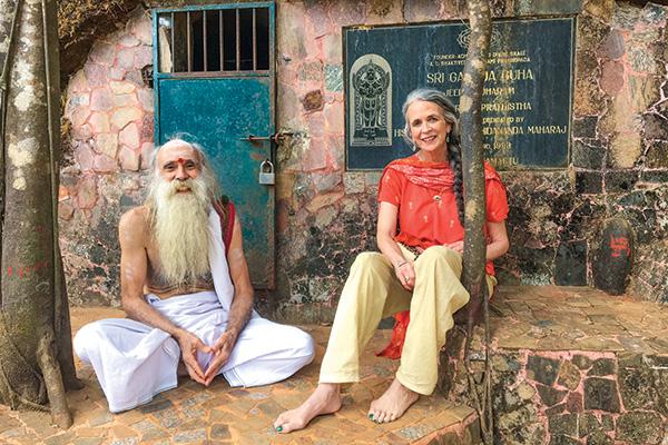 Swami and Nikki Cannabis Now Magazine