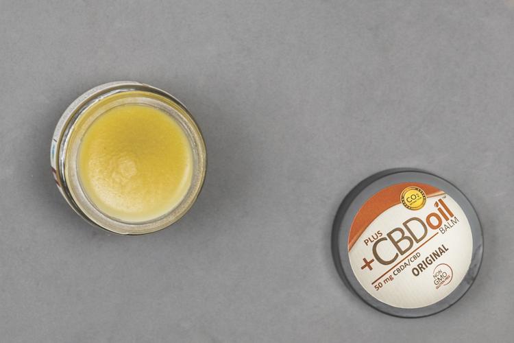 Plus CBD Oil Balm HEMP