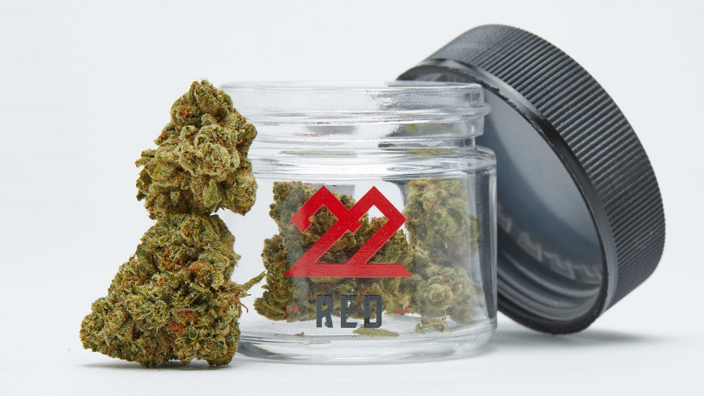 Tommy Chong 22Red celeb weed brands