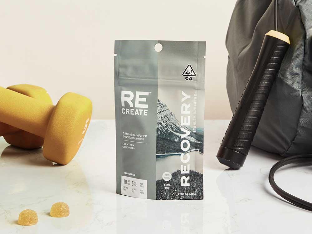 Recreate Recovery Gummies