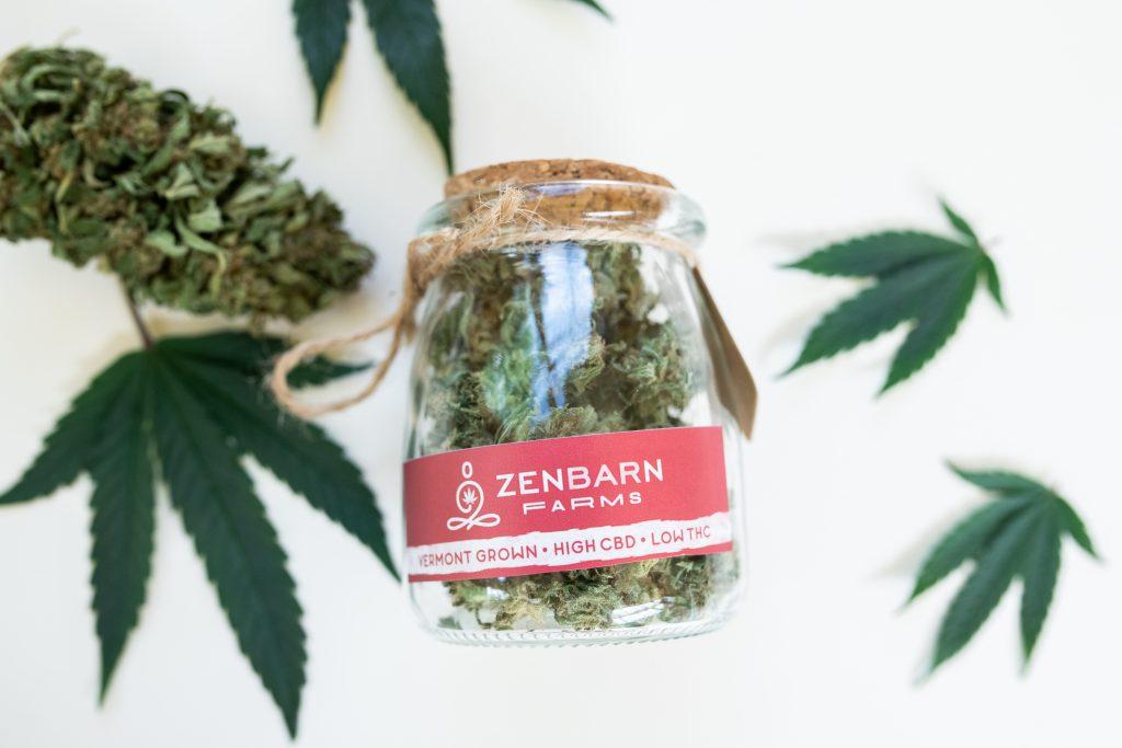 Zen Barn Farms Flower