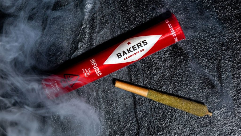 Baker's Cannabis: New infused prerolls