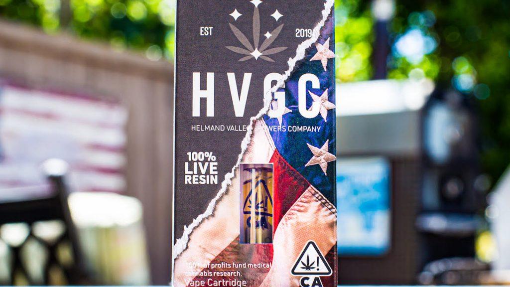 HVGC: New live resin strains