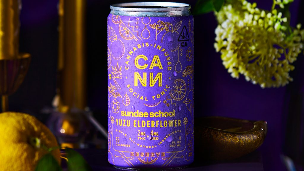 Cann Social Tonics: Limited edition infused seltzer